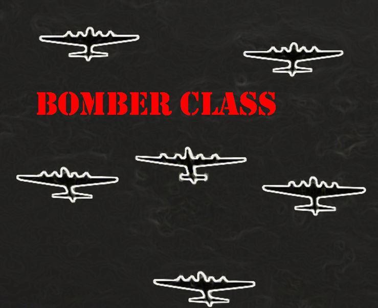 bomber class